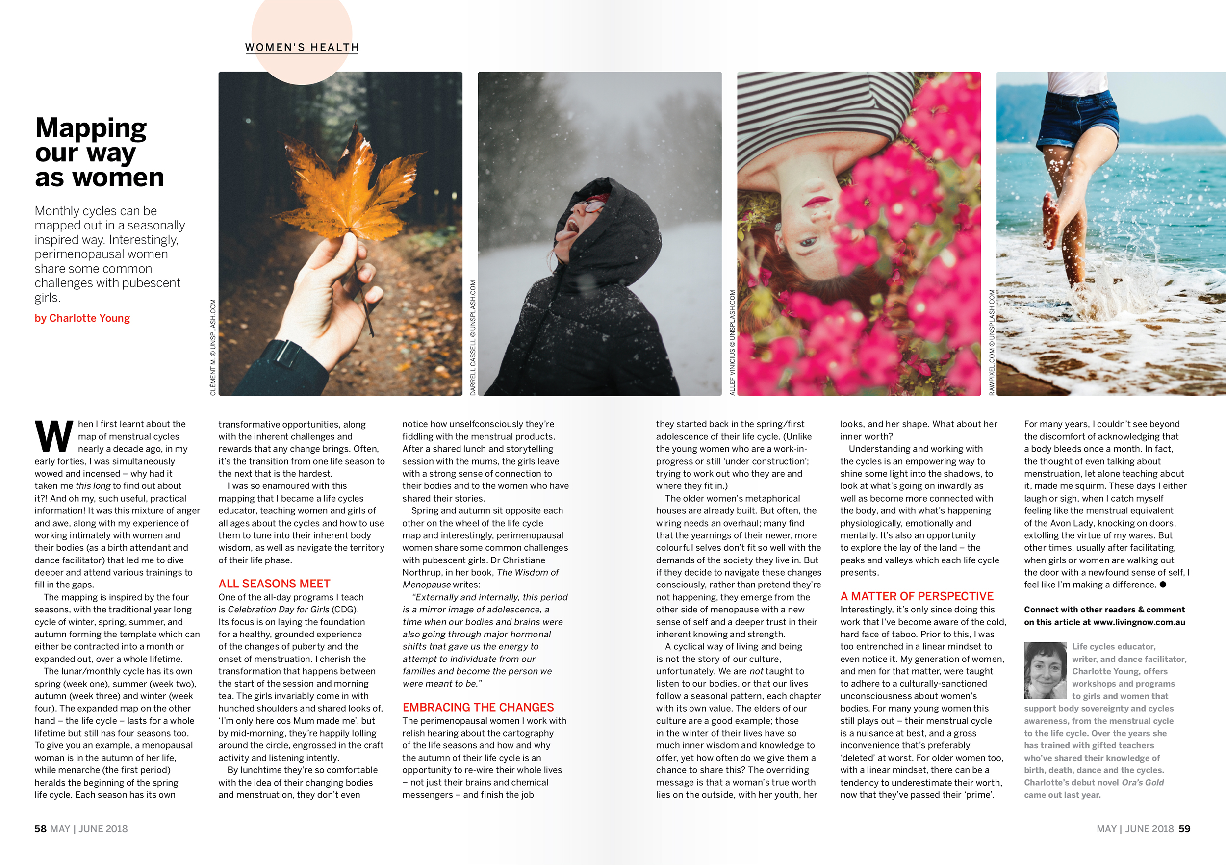 magazine designer Melbourne